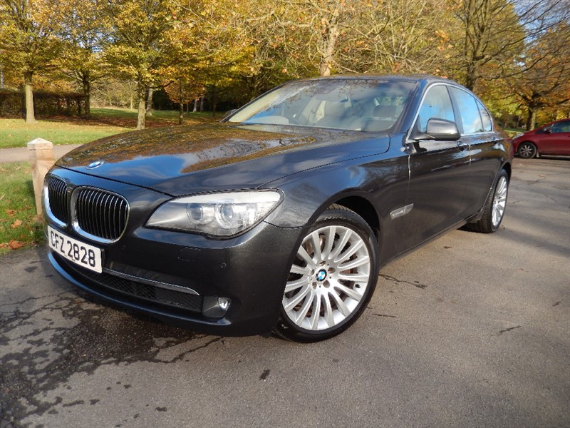 BMW 750i for sale
