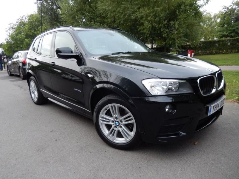 Used BMW X3 XDRIVE 2.0D M SPORT AUTOMATIC in croydon