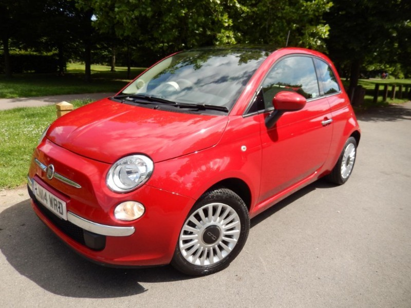 Used Fiat 500 LOUNGE in croydon