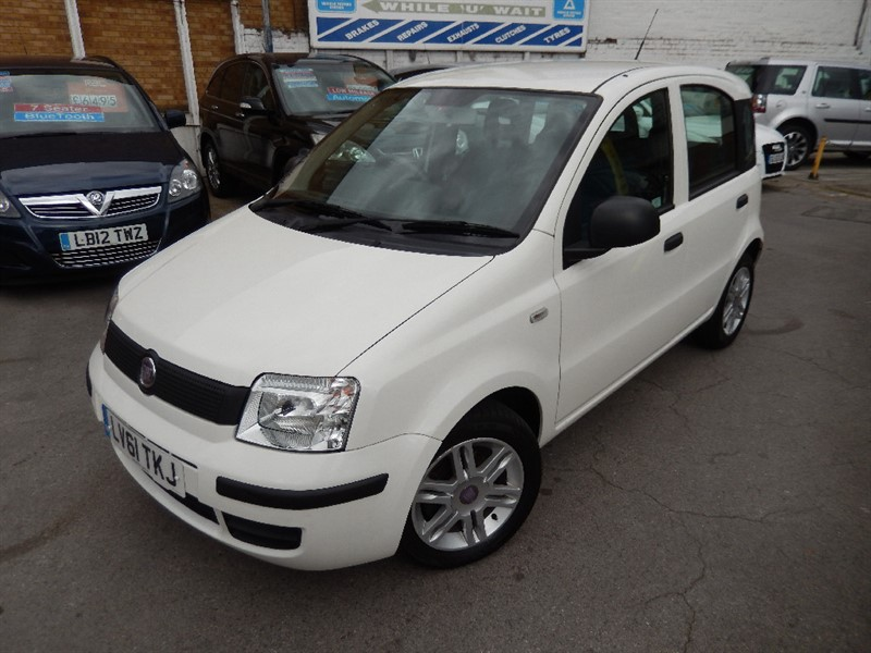 Used Fiat Panda 1.2 MYLIFE with Air Con + Alloys in croydon