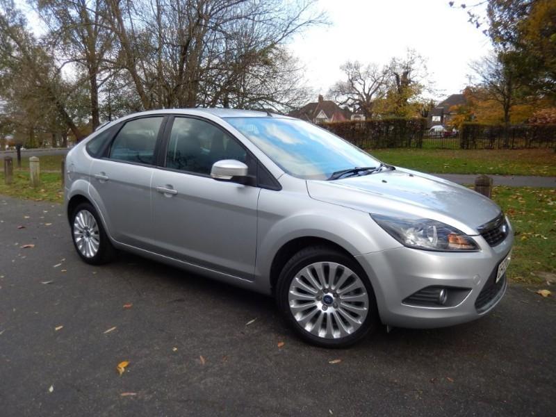 Used Ford Focus TITANIUM  in croydon