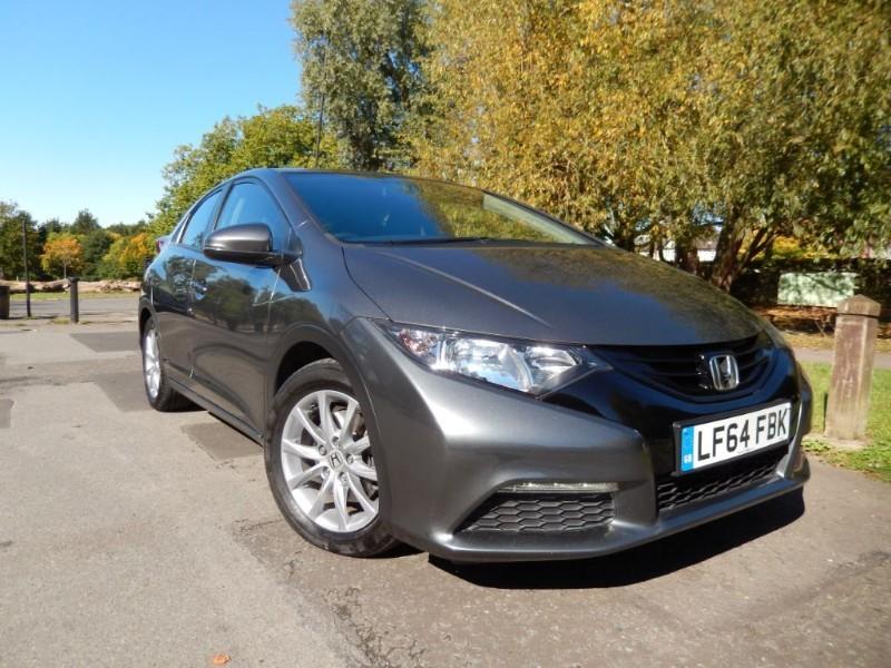 Used Honda Civic I-VTEC S DAB Premium Bluetooth Automatic in croydon