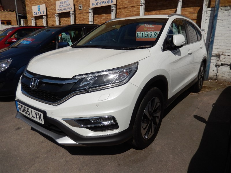 Used Honda CR-V I-VTEC SR in croydon