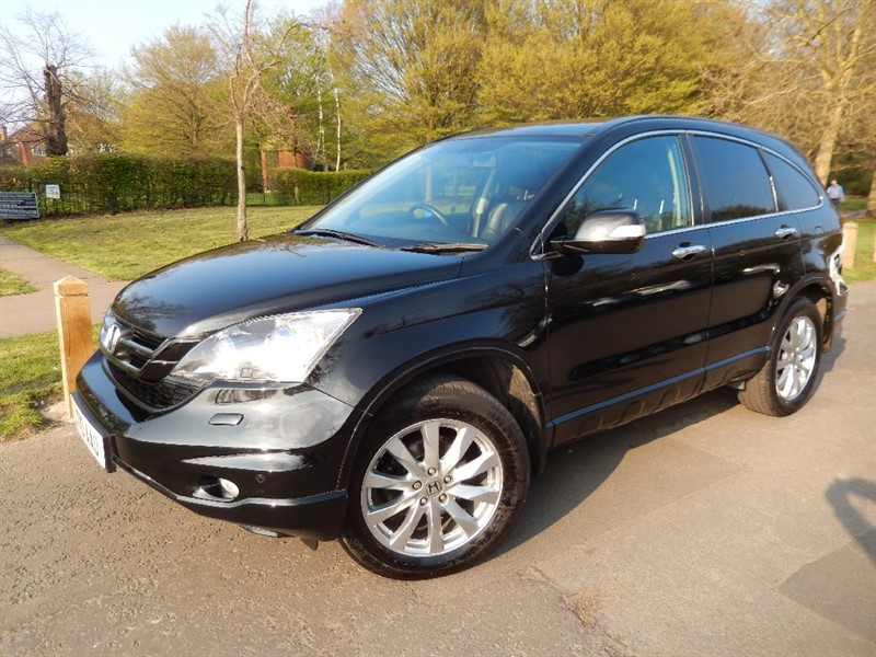 Used Honda CR-V I-VTEC EX in croydon