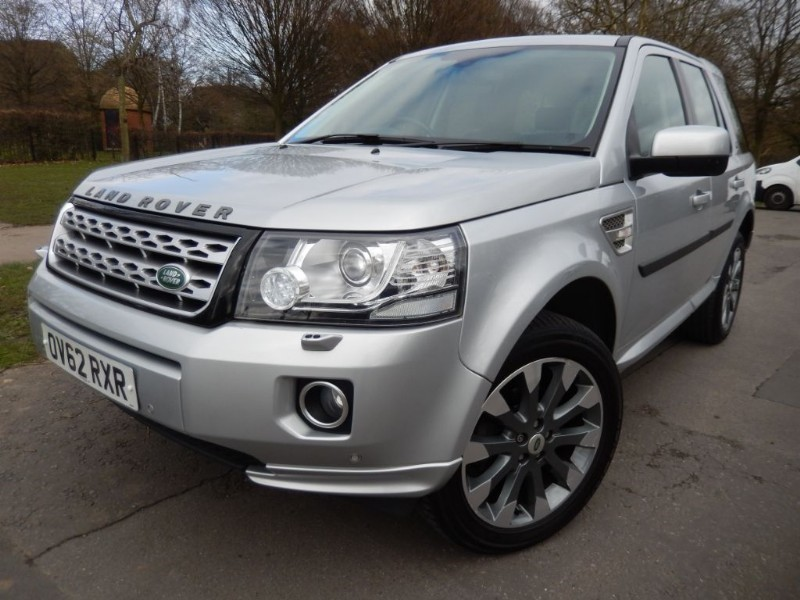 Used Land Rover Freelander SD4 HSE LUXURY AUTO  in croydon