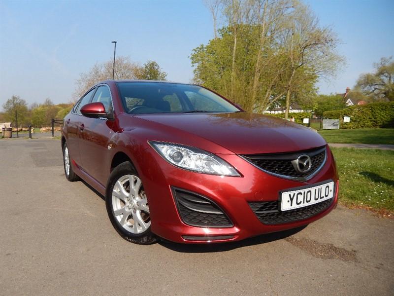 Used Mazda Mazda6 1.8 TS 5SP Petrol in croydon