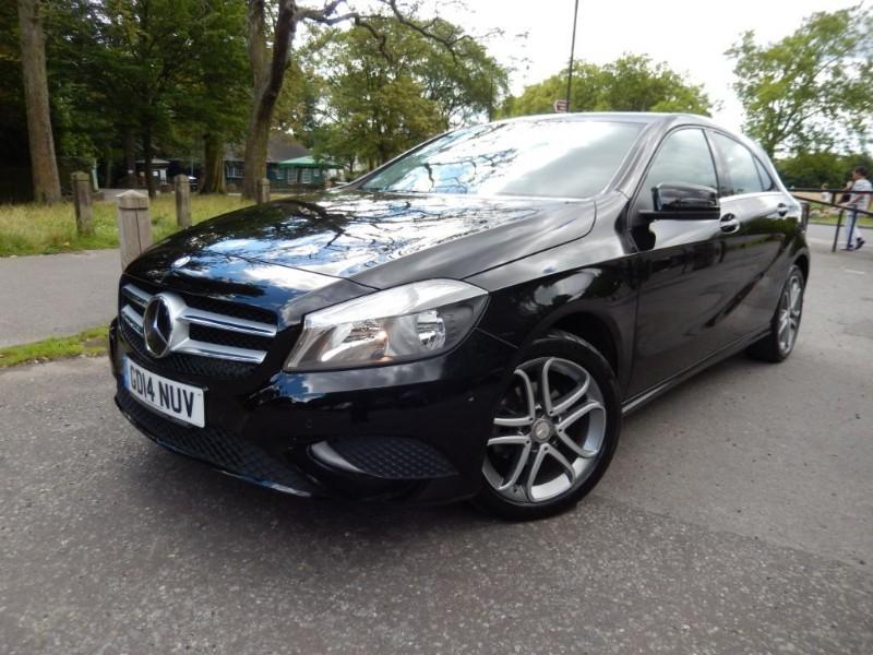 Used Mercedes A180 CDI BLUEEFFICIENCY SPORT in croydon
