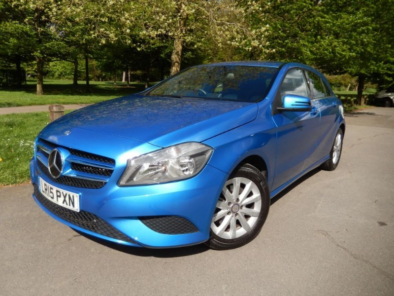 Used Mercedes A180 BLUEEFFICIENCY SE AUTOMATIC PETROL in croydon