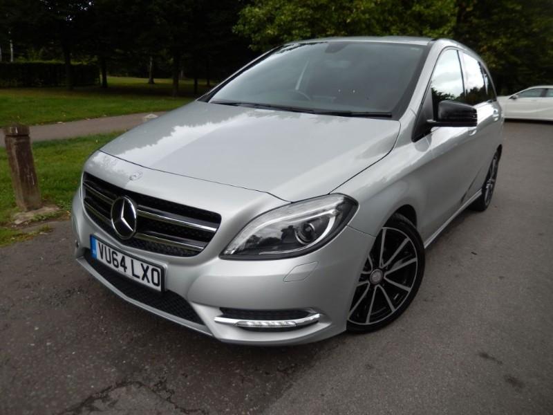 Used Mercedes B200 CDI BLUEEFFICIENCY SPORT Automatic in croydon