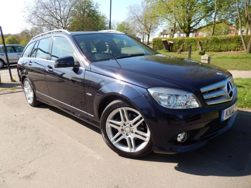 Used Mercedes C250 CGI BLUEEFFICIENCY SPORT Petrol in croydon