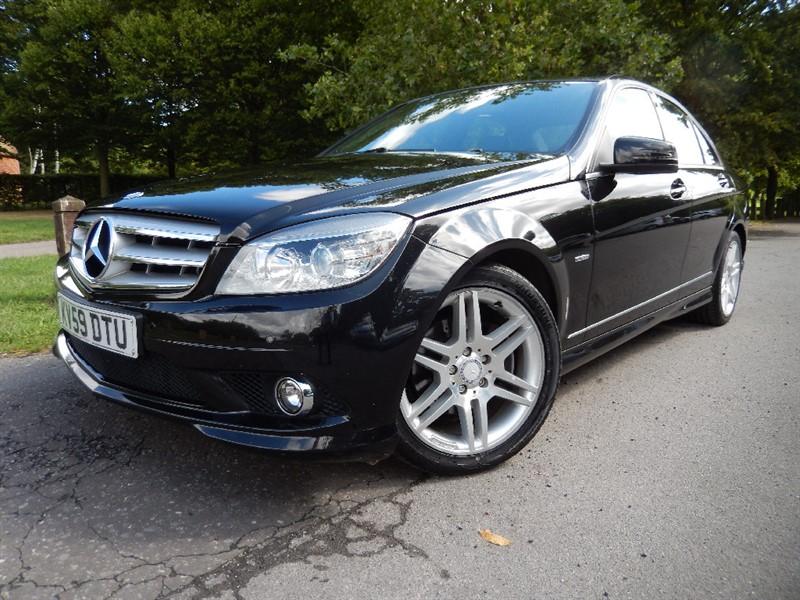 Used Mercedes C220 CDI BLUEEFFICIENCY SPORT in croydon