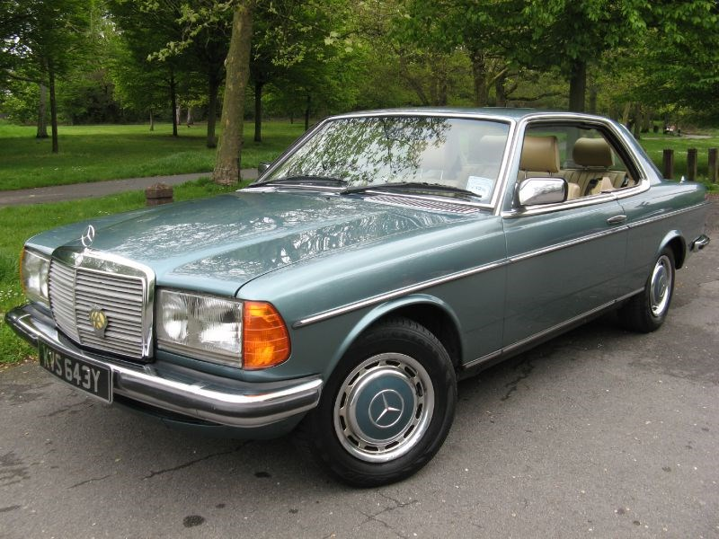 Used Mercedes 280 CE W123 280 CE in croydon