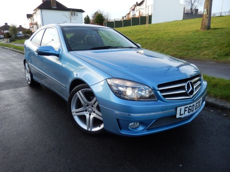 Used Mercedes CLC180 CLC 180 K Sport Automatic in croydon