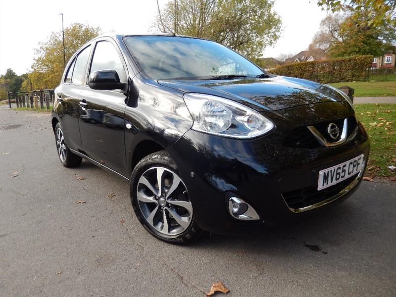 Used Nissan Micra TEKNA in croydon