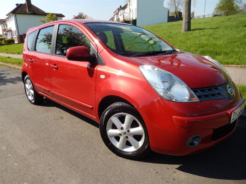 Used Nissan Note ACENTA in croydon