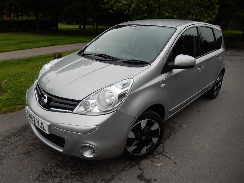 Used Nissan Note N-TEC PLUS in croydon