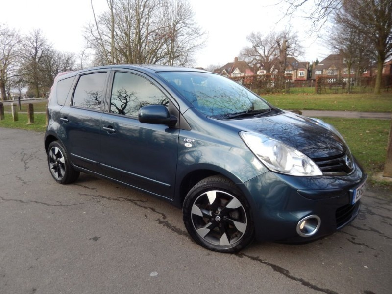 Used Nissan Note Automatic N-TEC +   in croydon