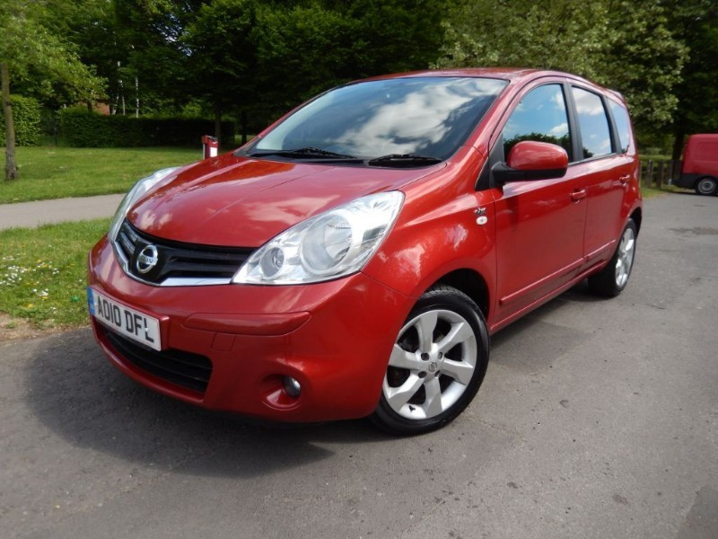 Used Nissan Note N-TEC AUTOMATIC in croydon