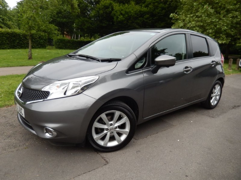 Used Nissan Note TEKNA DIG-S AUTOMATIC in croydon
