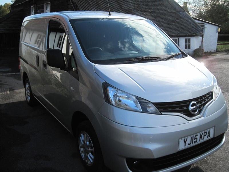 Used Nissan NV200 DCI TEKNA in croydon