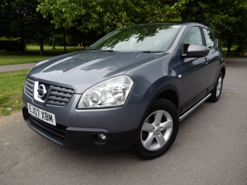 Used Nissan Qashqai 2.0 ACENTA Sunroof 6Speed in croydon