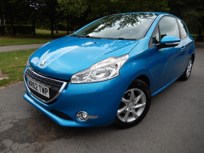 Used Peugeot 208 ACTIVE in croydon