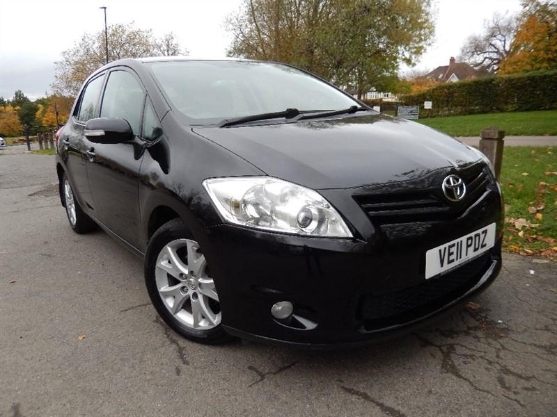 Used Toyota Auris VALVEMATIC TR MM in croydon