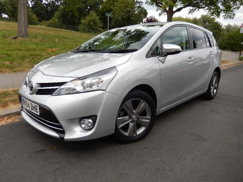 Used Toyota Verso VALVEMATIC TREND in croydon