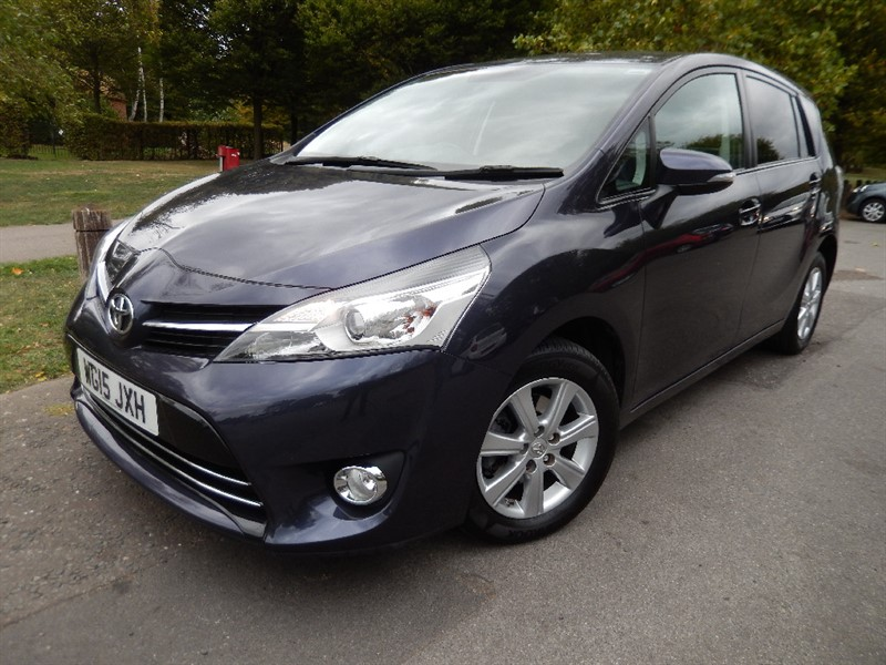 Toyota Verso for sale