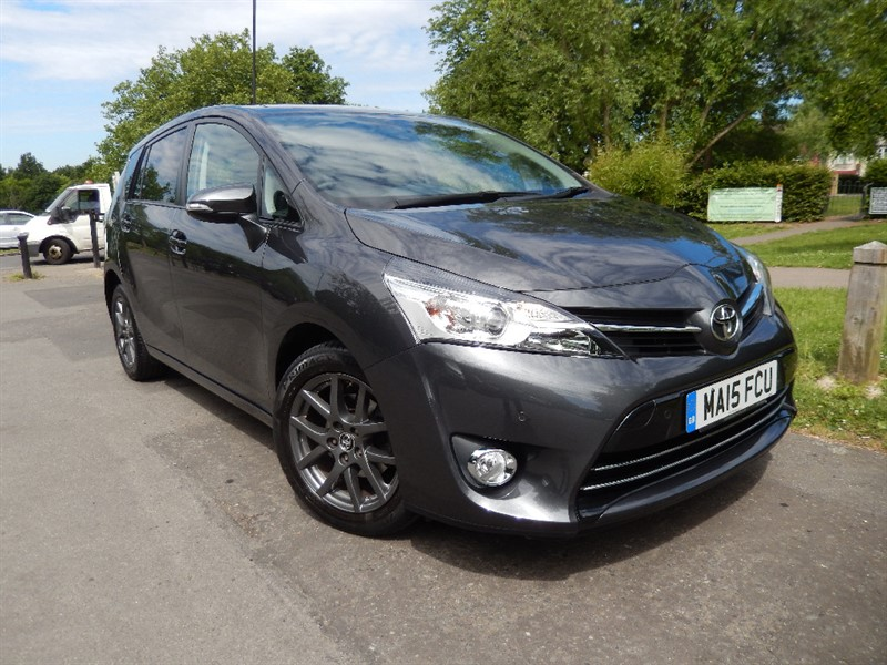 Used Toyota Verso VALVEMATIC TREND AUTOMATIC WITH NAV in croydon