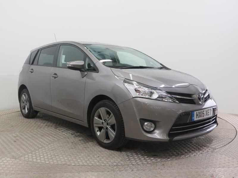 Used Toyota Verso VALVEMATIC TREND AUTOMATIV SAT NAV in croydon
