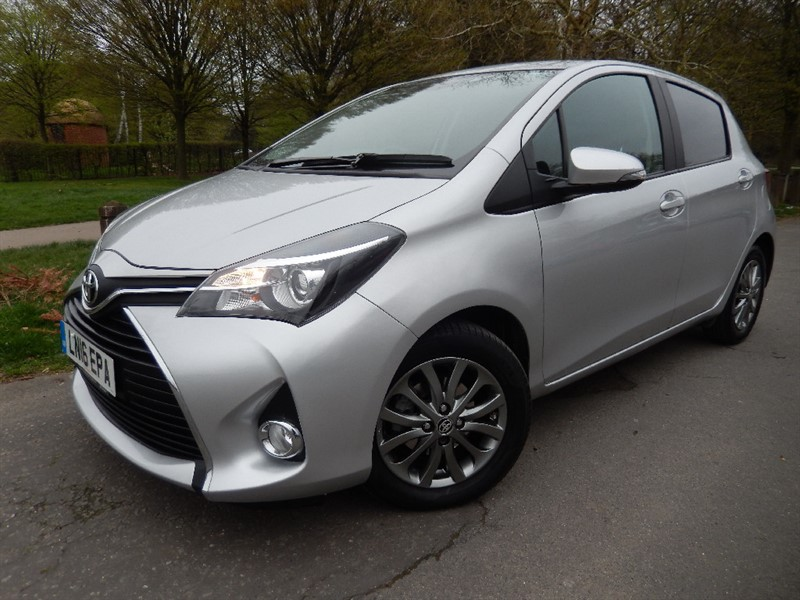 Used Toyota Yaris 1.3 VVT-I ICON M-DRIVE S Automatic in croydon