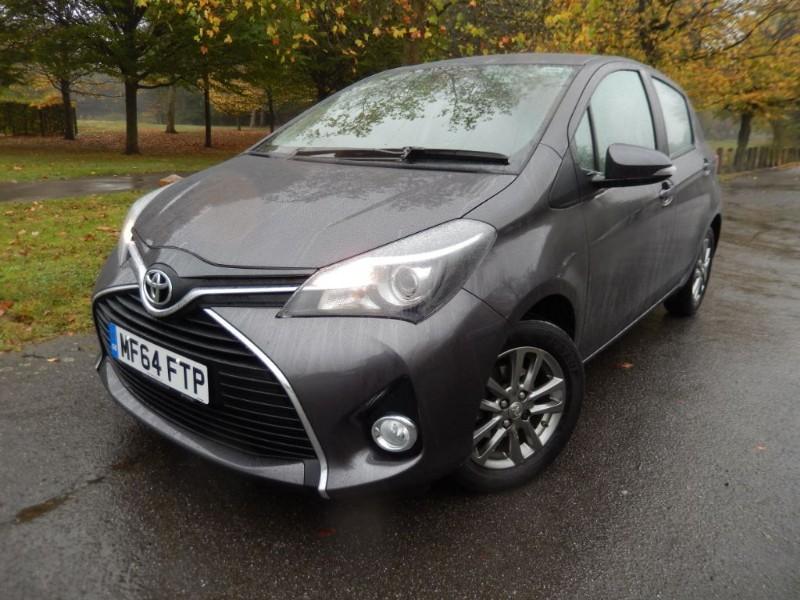 Used Toyota Yaris 1.3 VVT-I ICON NEW SHAPE  in croydon