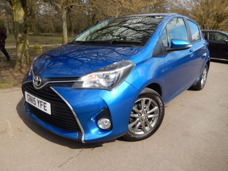 Used Toyota Yaris VVT-I ICON in croydon