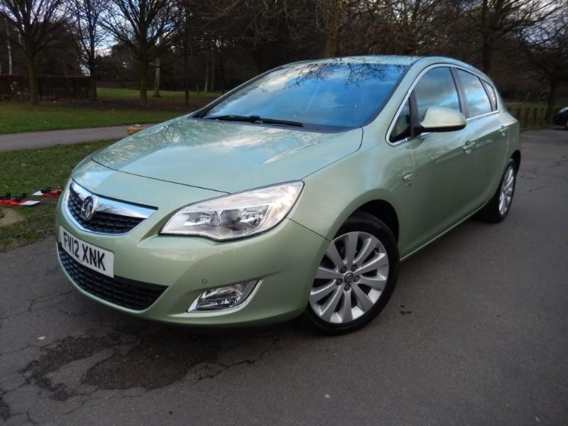 Used Vauxhall Astra  16v ELITE LEATHER in croydon