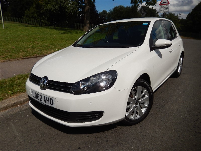 Used VW Golf MATCH TDI B/motion Tech DSG Automatic in croydon