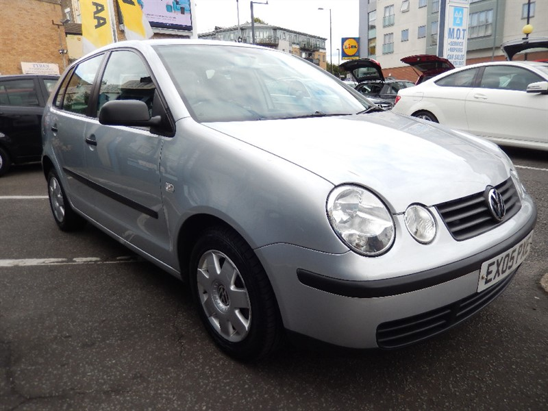 Used VW Polo 1.4 TWIST 5DR AUTOMATIC in croydon