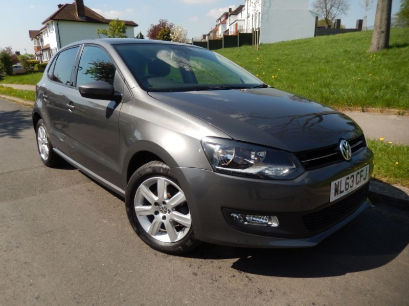 Used VW Polo MATCH EDITION DSG AUTOMATIC in croydon