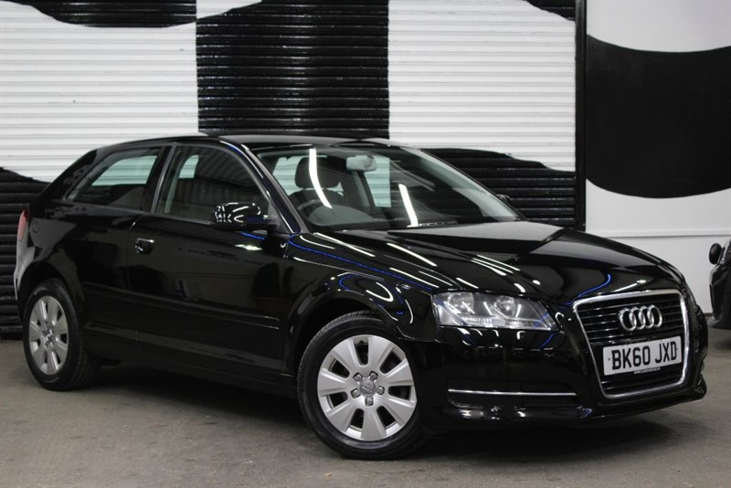 used Audi A3 TDI in basingstoke-hampshire