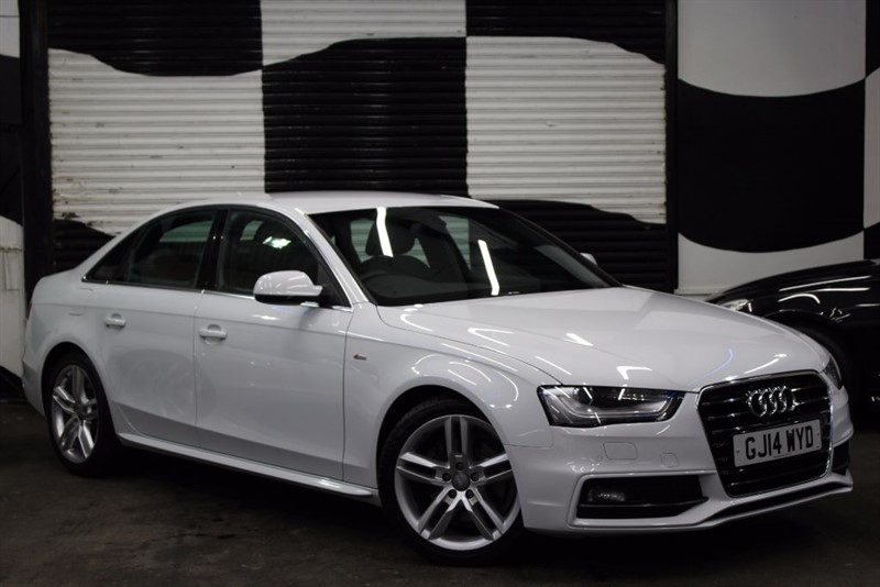 used Audi A4 TDI S LINE START/STOP in basingstoke-hampshire
