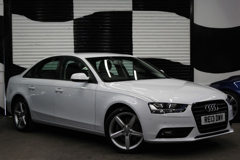 used Audi A4 TFSI SE TECHNIK in basingstoke-hampshire