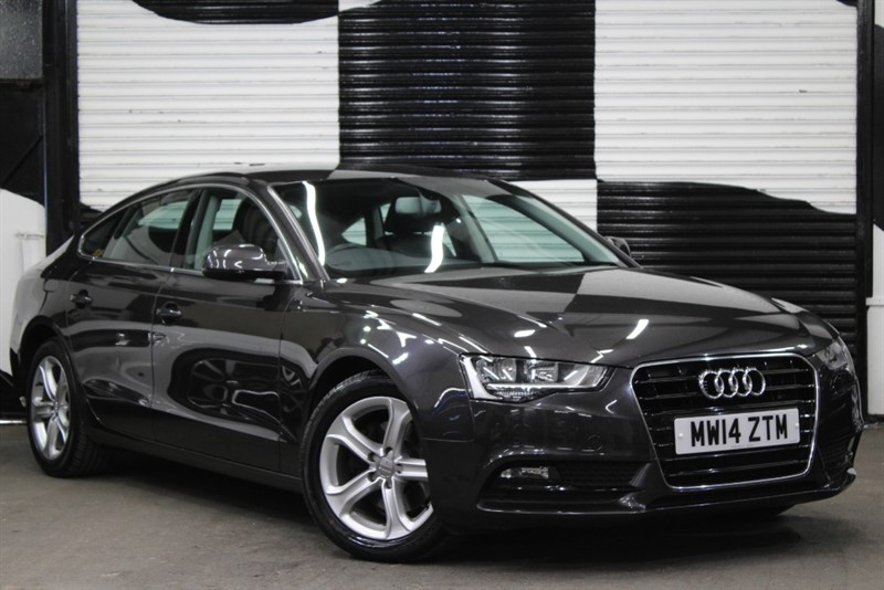 used Audi A5 SPORTBACK TDI SE TECHNIK in basingstoke-hampshire
