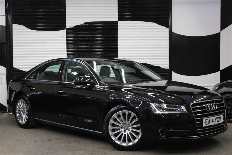 used Audi A8 TDI QUATTRO SE in basingstoke-hampshire