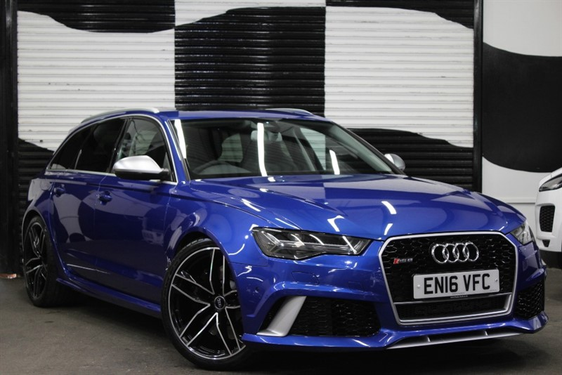 used Audi RS6 AVANT TFSI V8 QUATTRO in basingstoke-hampshire