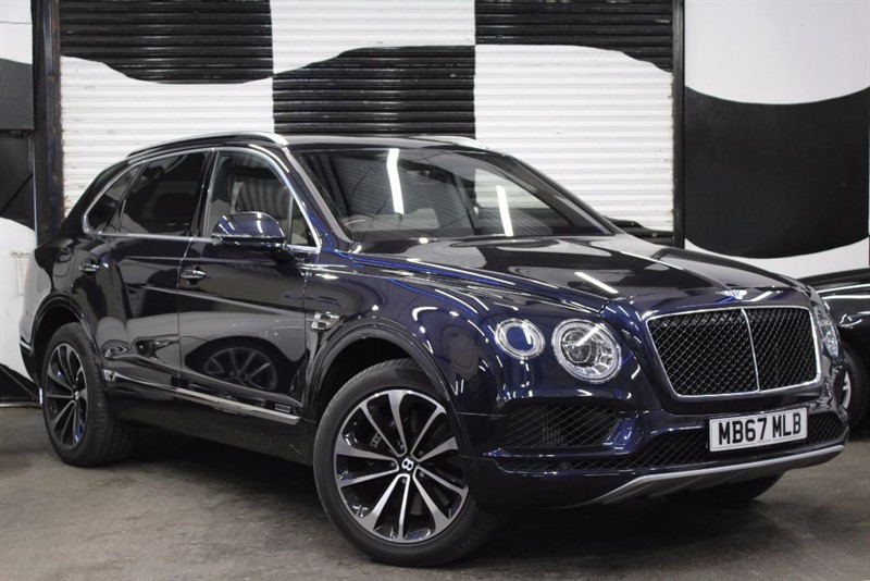 used Bentley Bentayga V8 D in basingstoke-hampshire