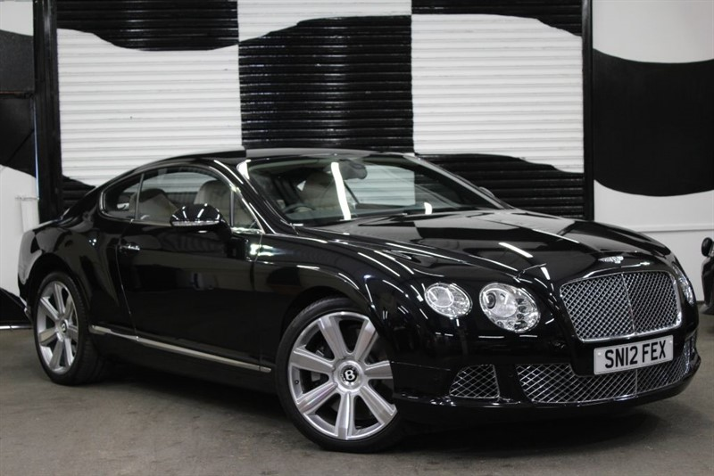 used Bentley Continental GT  in basingstoke-hampshire