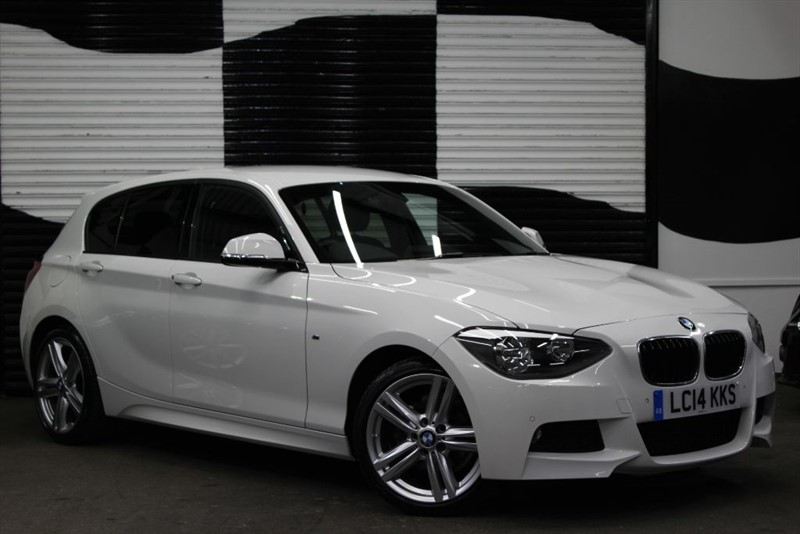 used BMW 116i M SPORT in basingstoke-hampshire