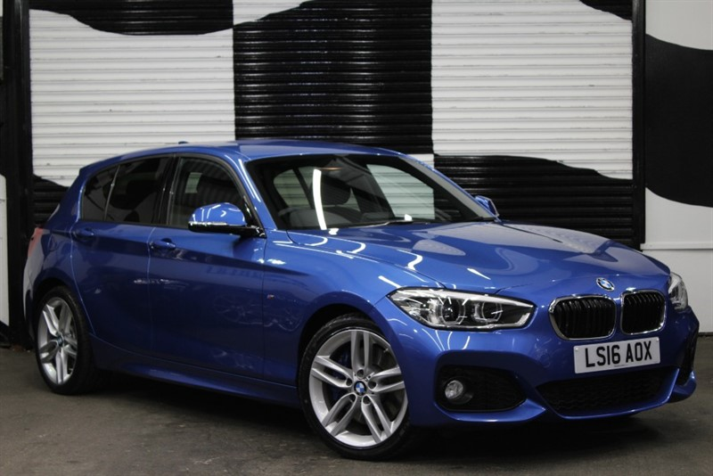 used BMW 118i M SPORT in basingstoke-hampshire