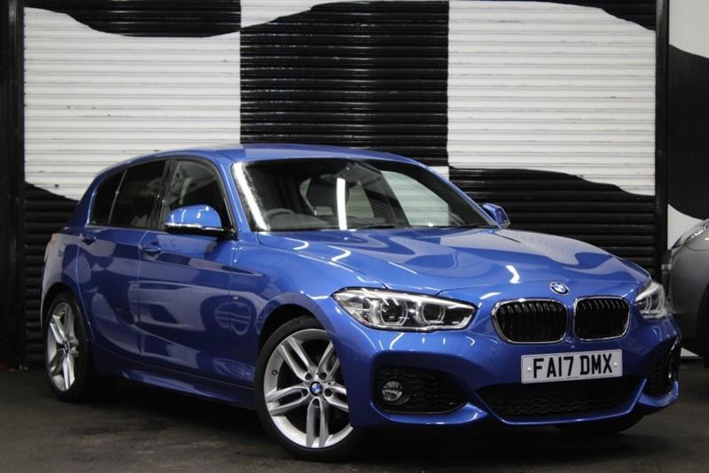 used BMW 118i M SPORT in basingstoke-hampshire