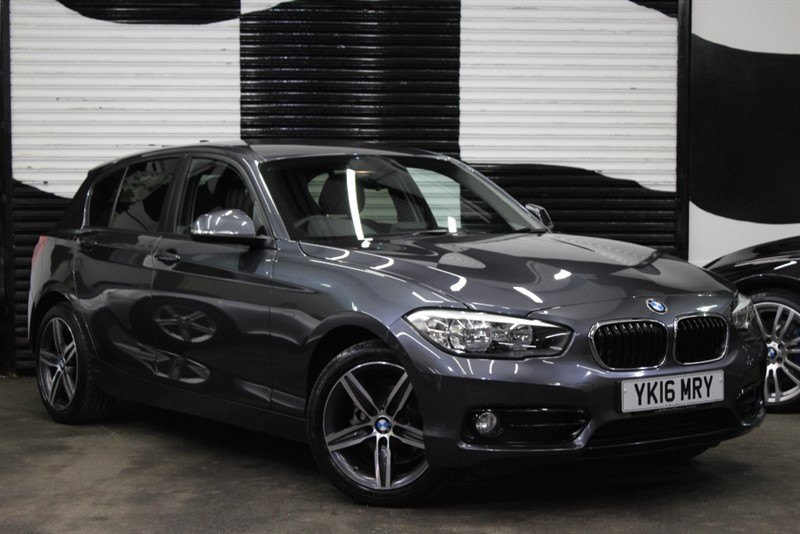 used BMW 118i SPORT in basingstoke-hampshire